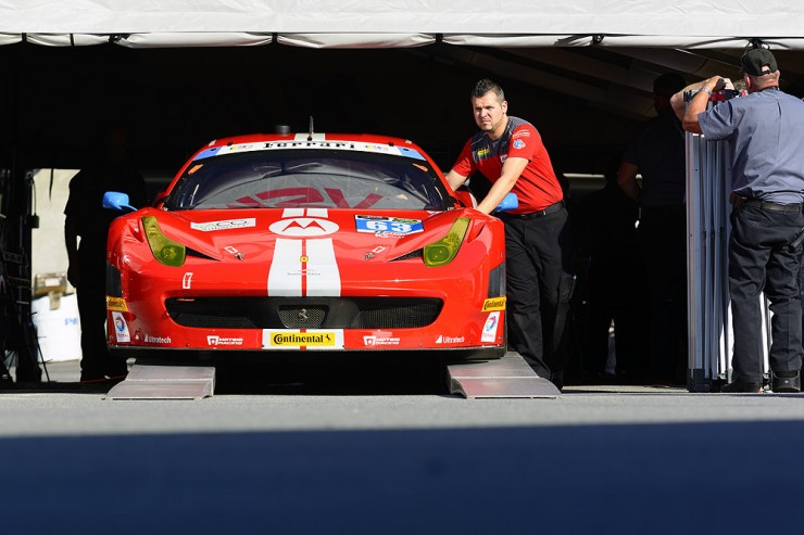Ferrari 458 GT3 7