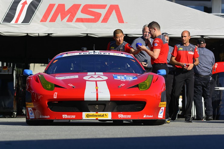 Ferrari 458 GT3 8