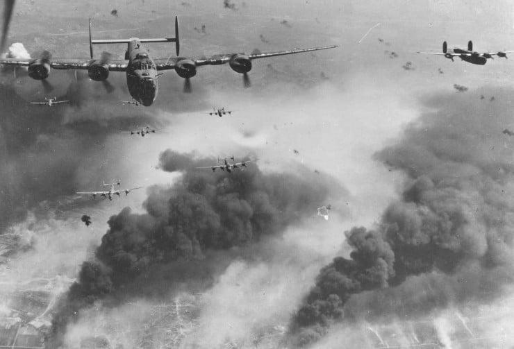 Flak - Evading Anti-Aircraft Fire - World War II Training Film