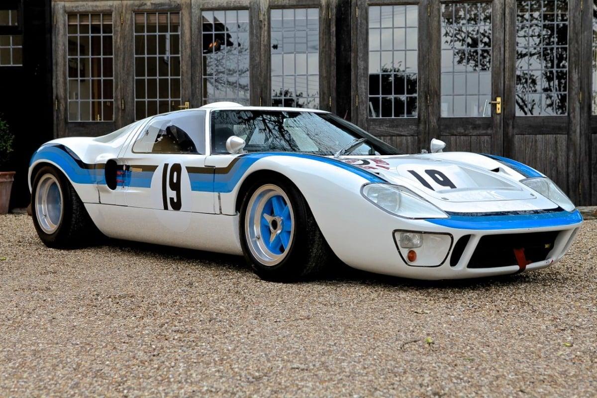 1969 ford gt40 mk 1