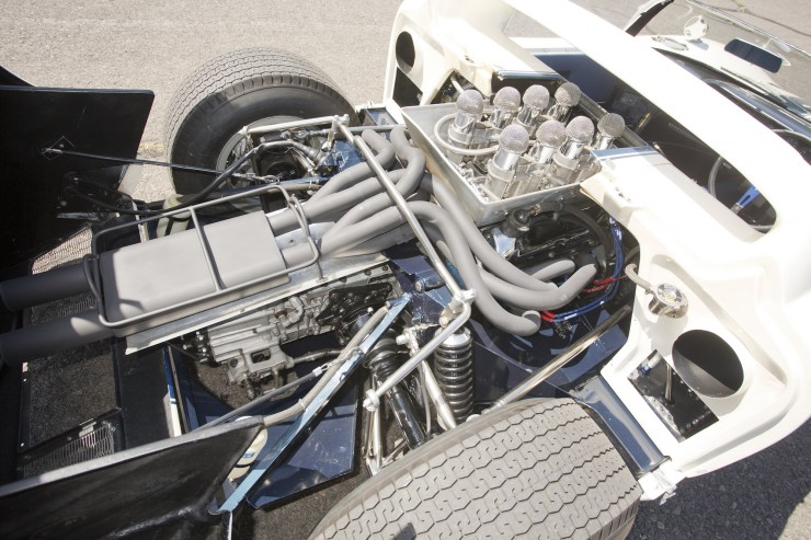 Ford GT40 Roadster 2