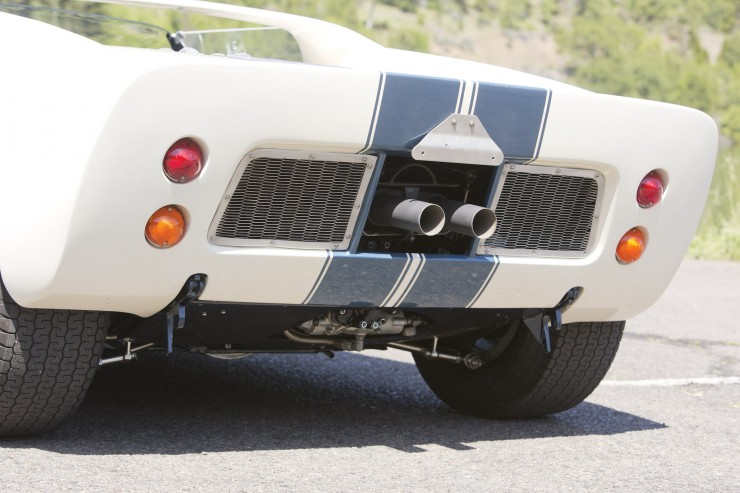 Ford GT40 Roadster 6