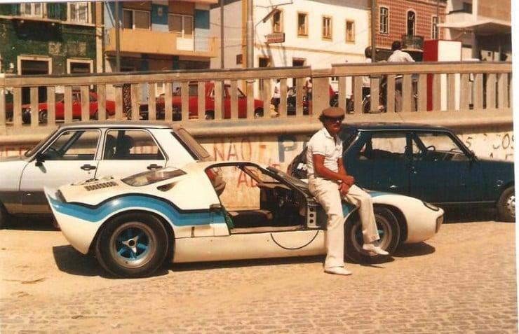 Ford GT40 vintage