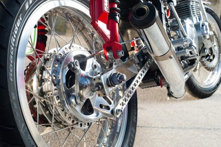 Honda CB550 Cafe Racer 3