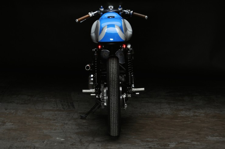 Kawasaki W650 14