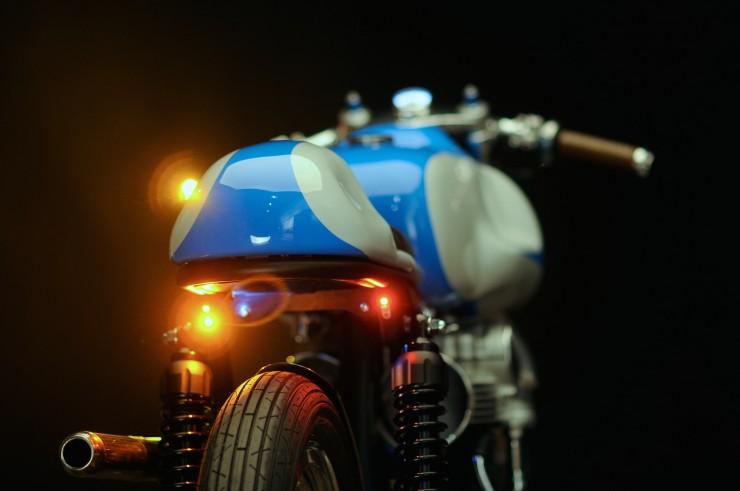 Kawasaki W650 17