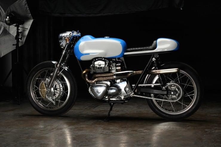 Kawasaki W650 8