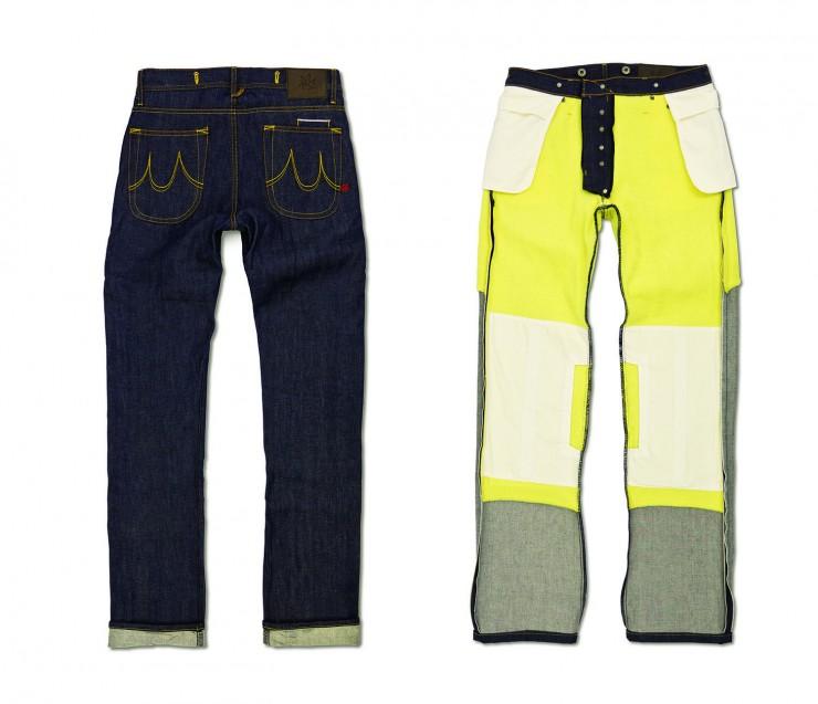 Maple Motorcycle Jeans Kevlar