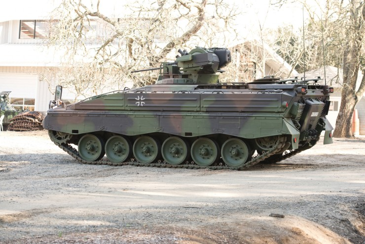 Marder 1A3 Infantry Fighting Vehicle 1