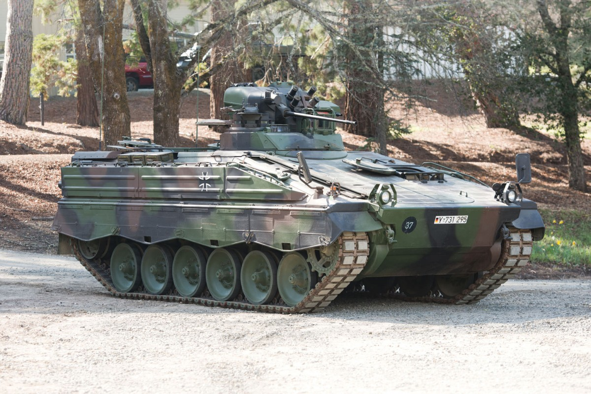 Marder 1A3 Infantry Fighting Vehicle 1200x800 - Marder 1A3 Infantry Fighting Vehicle