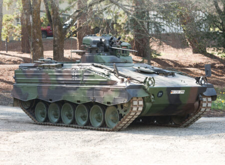 Marder 1A3 Infantry Fighting Vehicle 450x330 - Marder 1A3 Infantry Fighting Vehicle