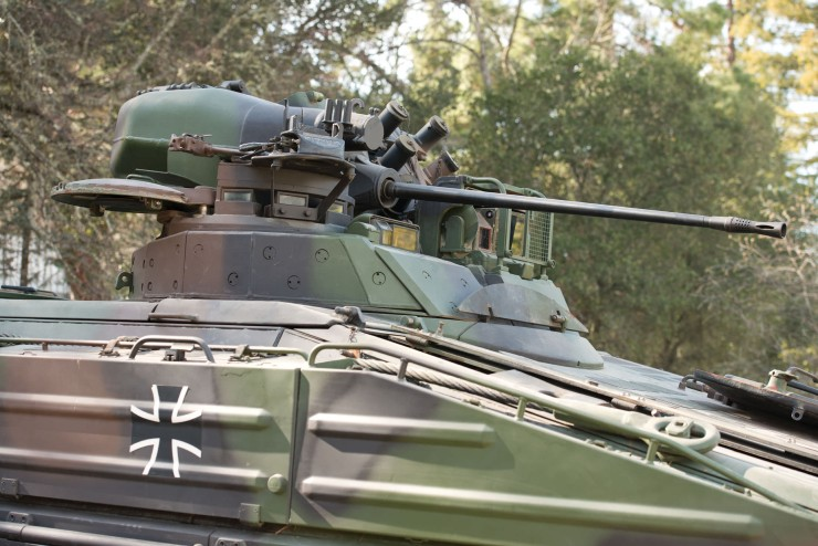 Marder 1A3 Infantry Fighting Vehicle 6