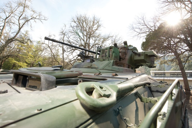Marder 1A3 Infantry Fighting Vehicle 8