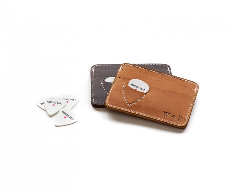 Mojave Leather Guitarist Wallet 1