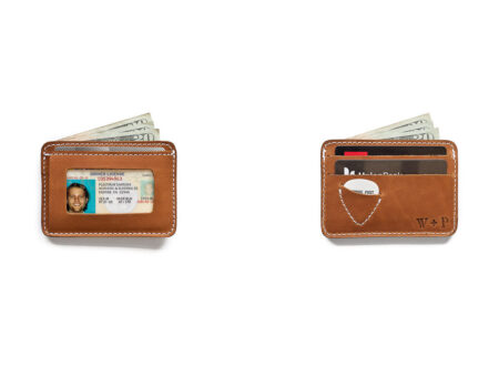 Mojave Leather Guitarist Wallet