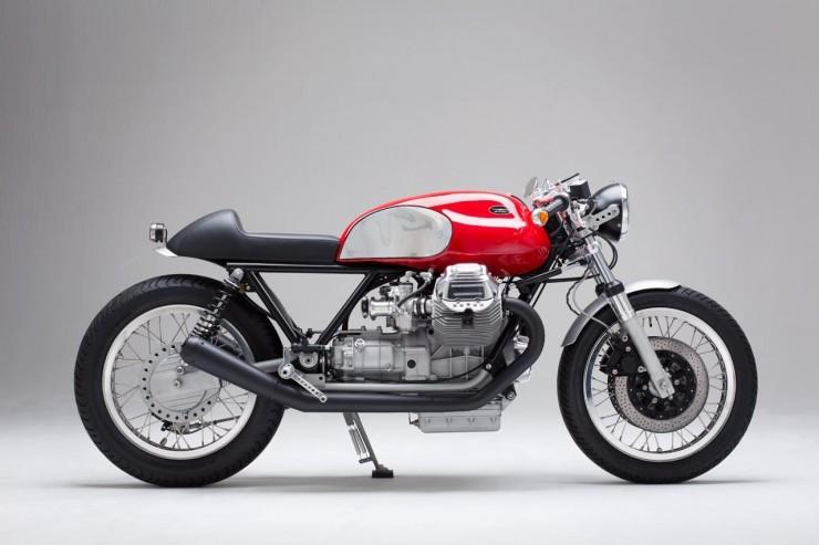 Moto Guzzi custom