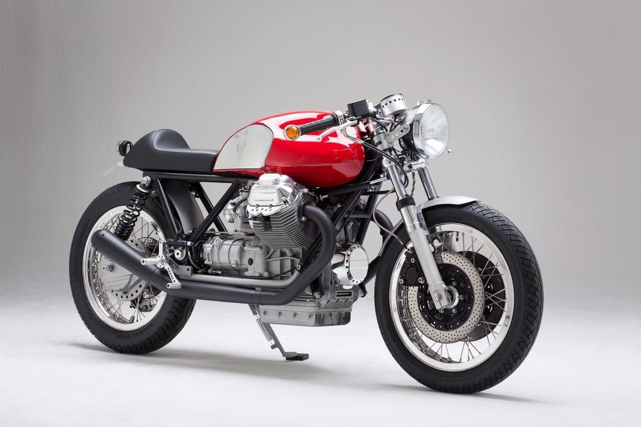 Moto Guzzi V Cafe Racer For Sale
