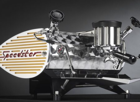Speedster Espresso Machine