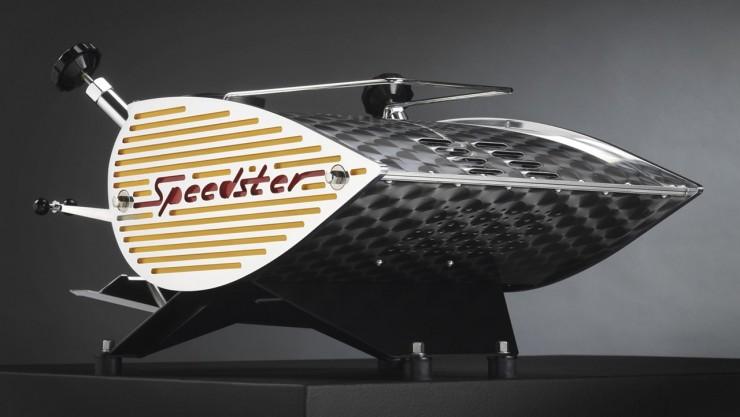 Speedster Espresso Machine Coffee
