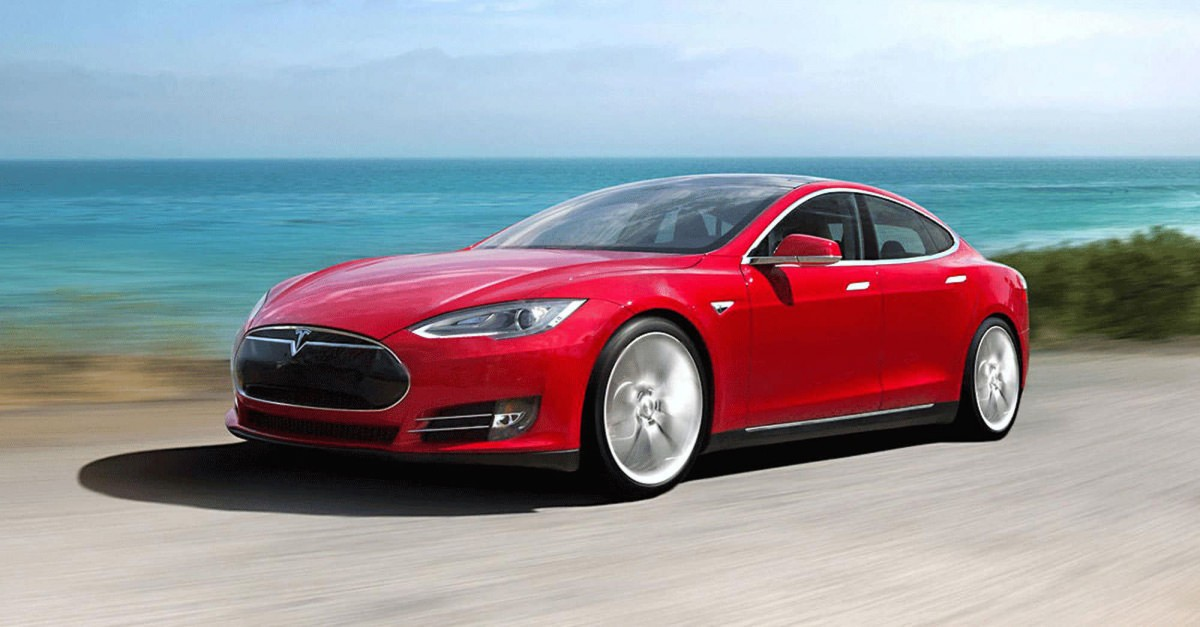 Tesla Model S eBay Giveaway