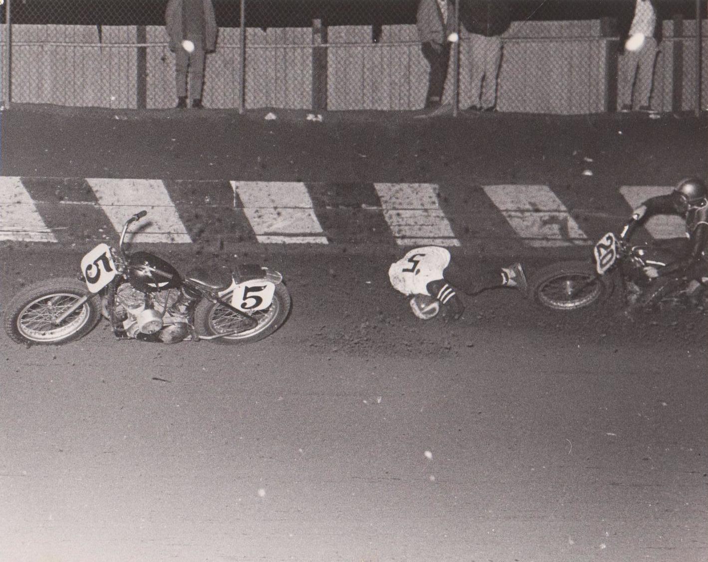 Vintage Flat Track Racing 51