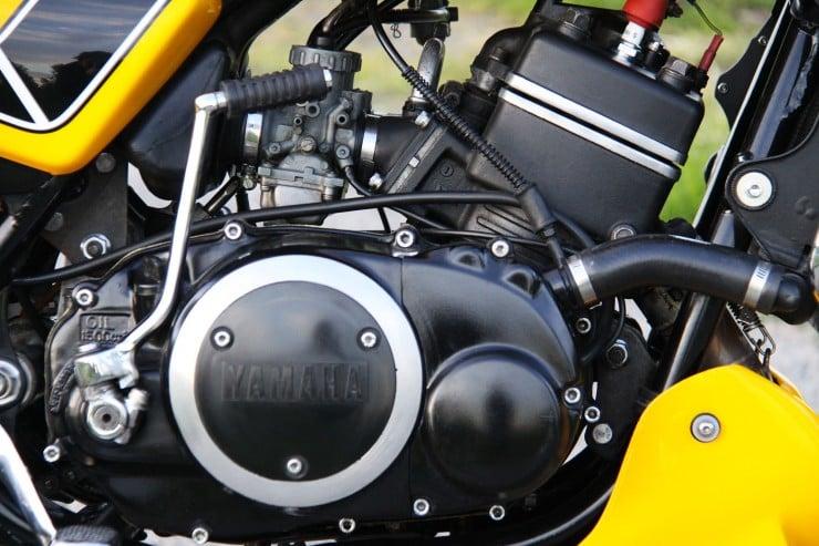 Yamaha RD350 LC 10