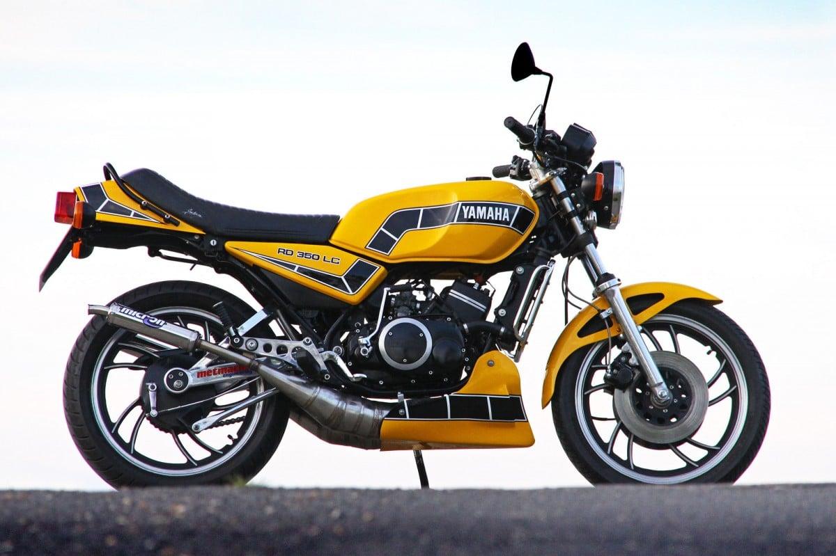 Yamaha  Stroke Motorcycles