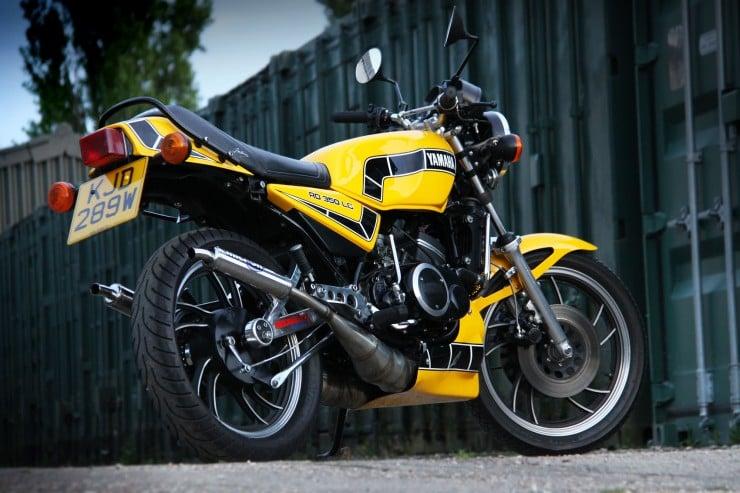 Yamaha RD350 LC 15