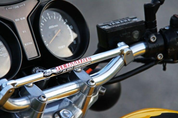 Yamaha RD350 LC 4