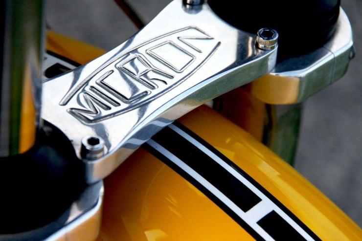 Yamaha RD350 LC 9