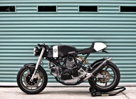 ducati customs 450x330 - The Ducati Leggero by Walt Siegl