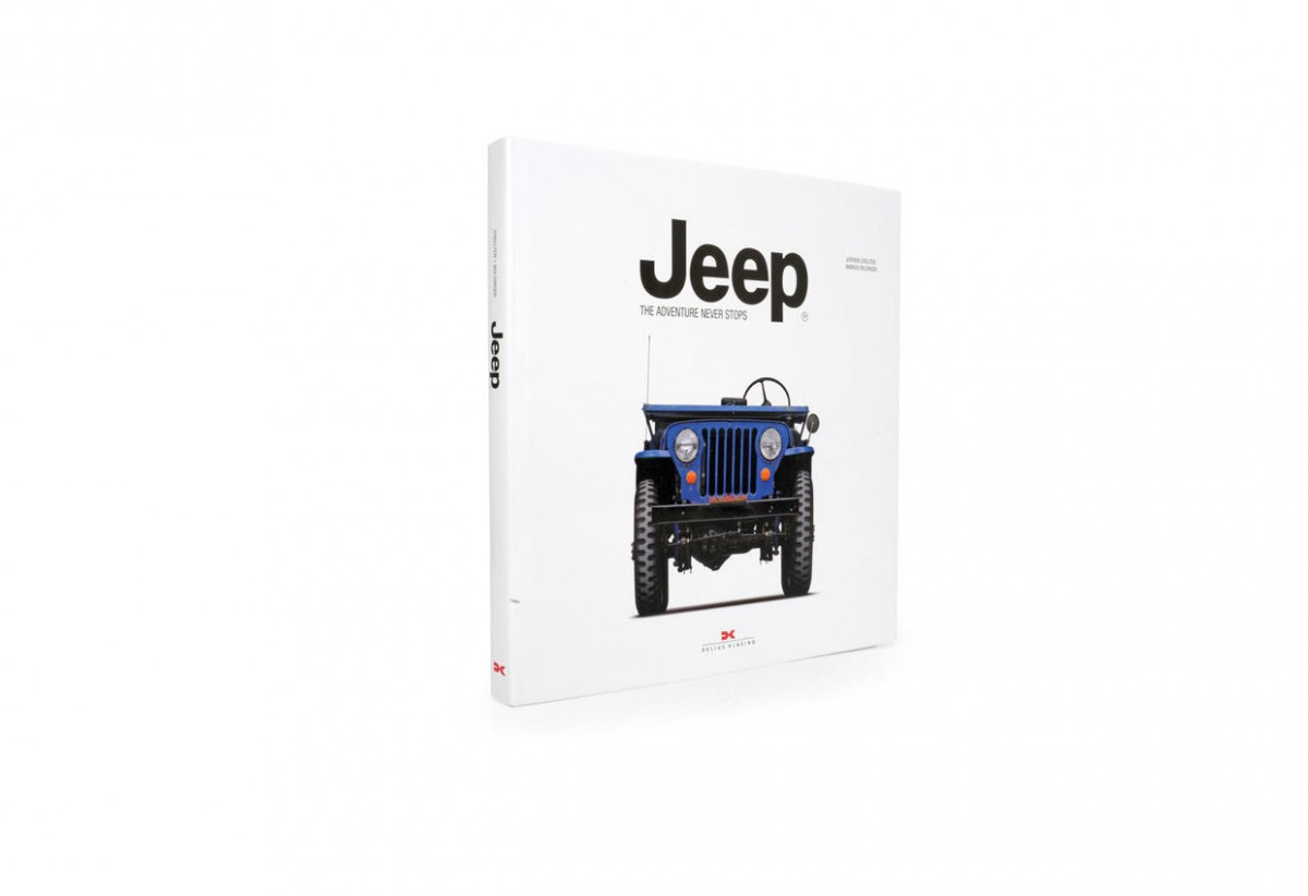 jeep book 1200x822 - Jeep: The Adventure Never Stops