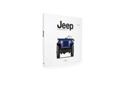 jeep book 450x330 - Jeep: The Adventure Never Stops
