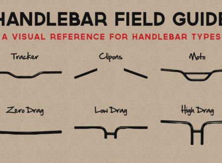 motorcycle handlebar types