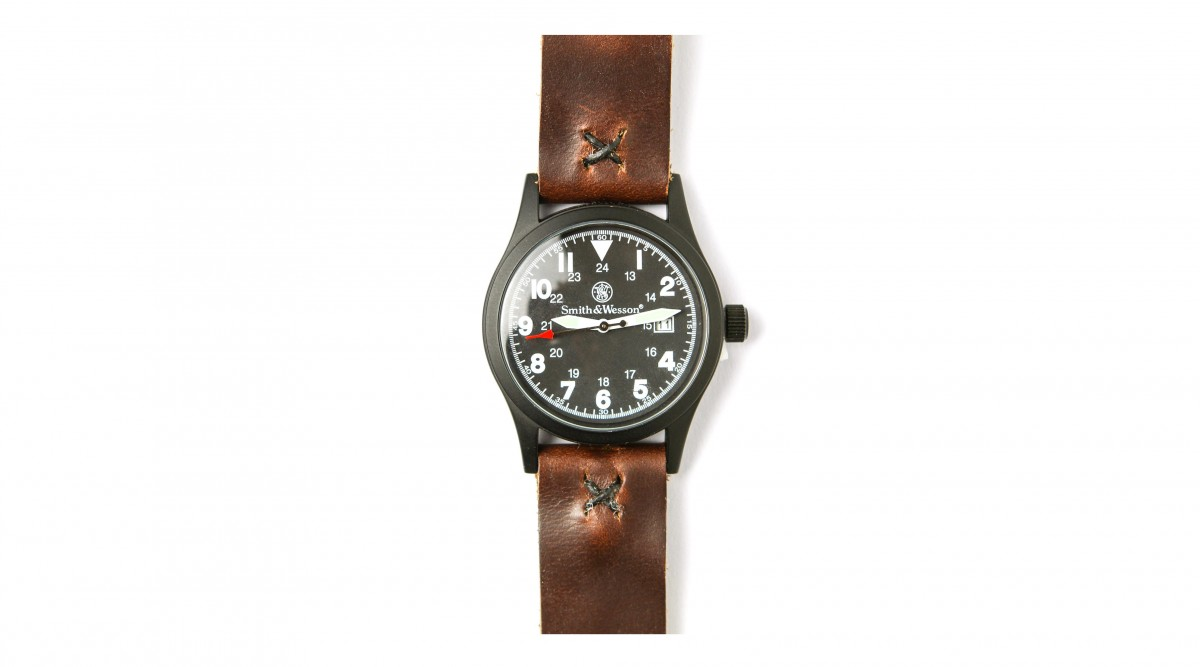 smith and wesson watch 1200x667 - Smith & Wesson Watch by Throne