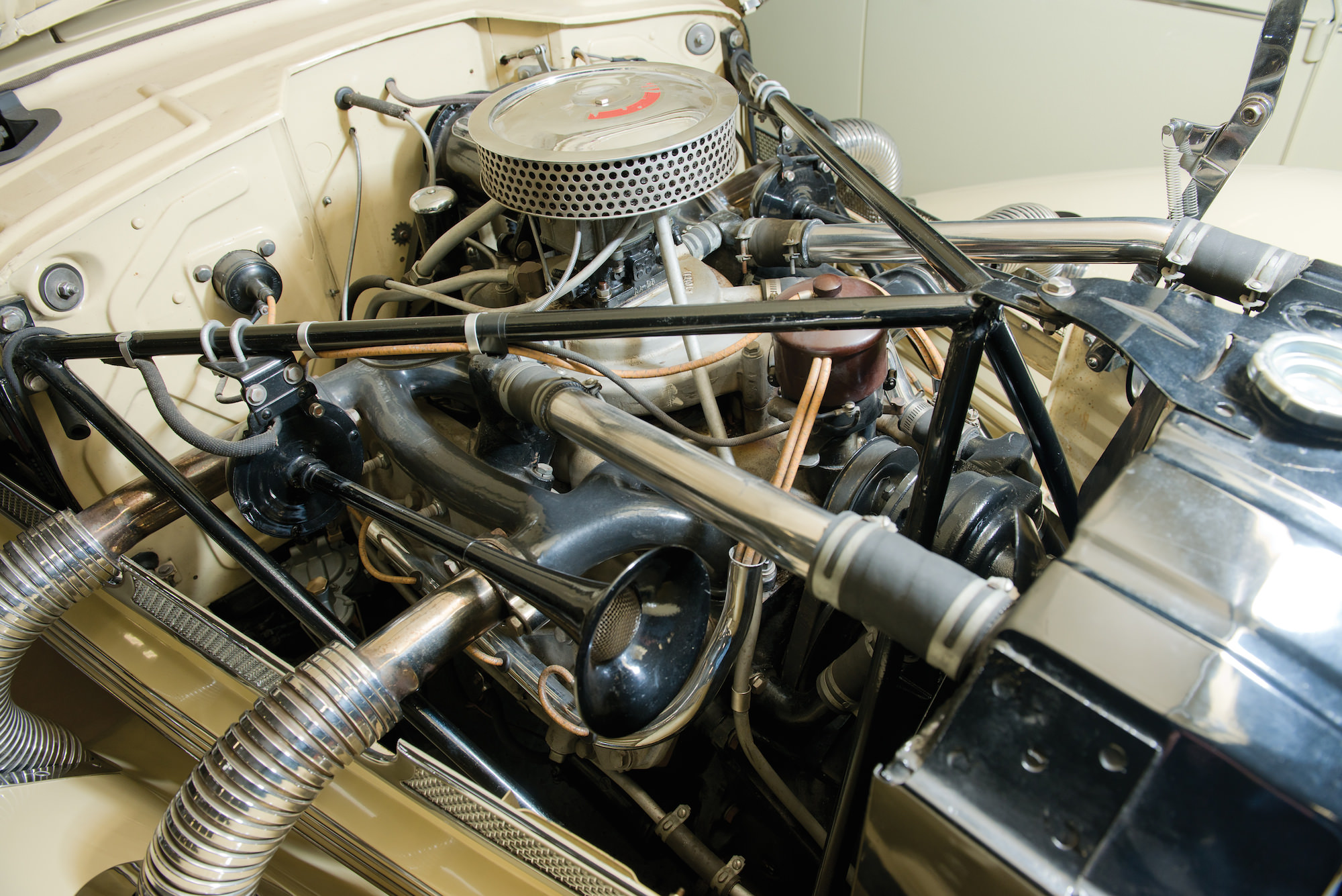 The Mighty Lycoming V8 Equipped 1937 Cord 812 Supercharged