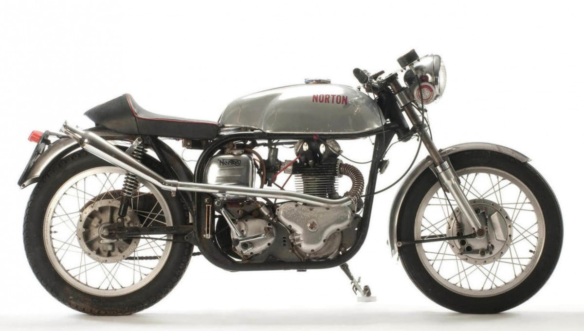 1960 Norton 498cc ES2 Model 77 Café Racer 1200x681 - Original Norton ES2/Model 77 Café Racer