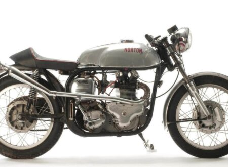 1960 Norton 498cc ES2 Model 77 Café Racer 450x330 - Original Norton ES2/Model 77 Café Racer