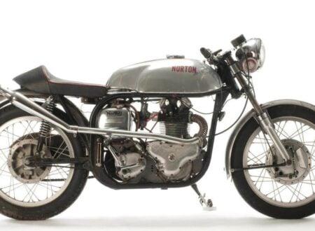 1960 Norton 498cc ES2 Model 77 Café Racer