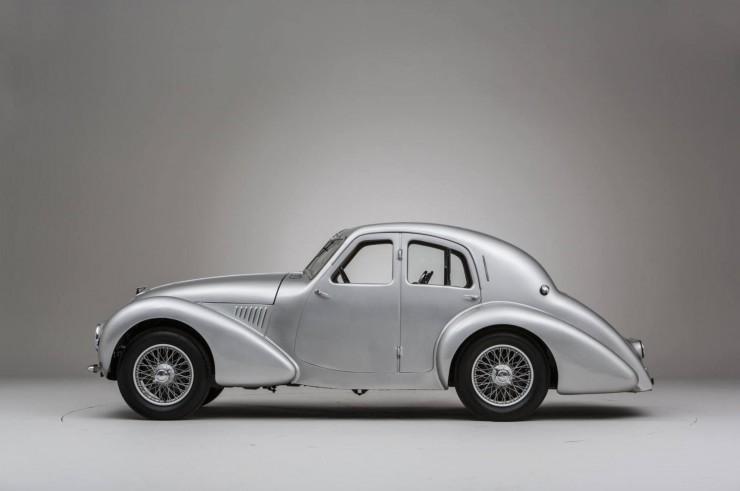 Aston Martin Atom Factory Prototype Concept Car 1