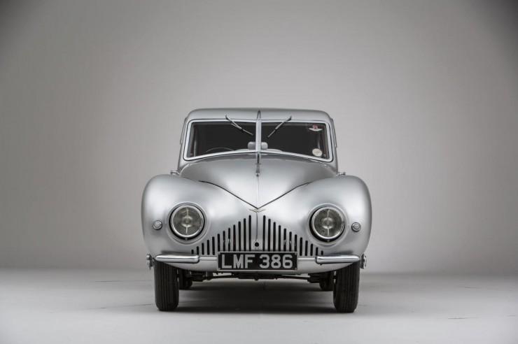 Aston Martin Atom Factory Prototype Concept Car 2