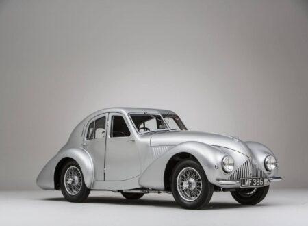 Aston Martin Atom Factory Prototype Concept Car