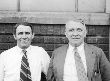August and Fred Duesenberg 1925 450x330 - August and Fred Duesenberg - 1925