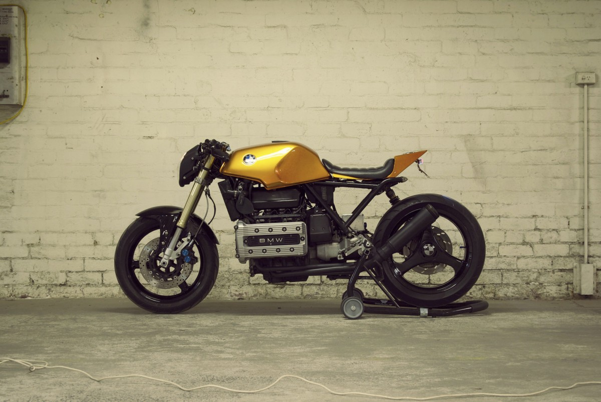 Bmw K100 By Paul Quot Hutch Quot Hutchison