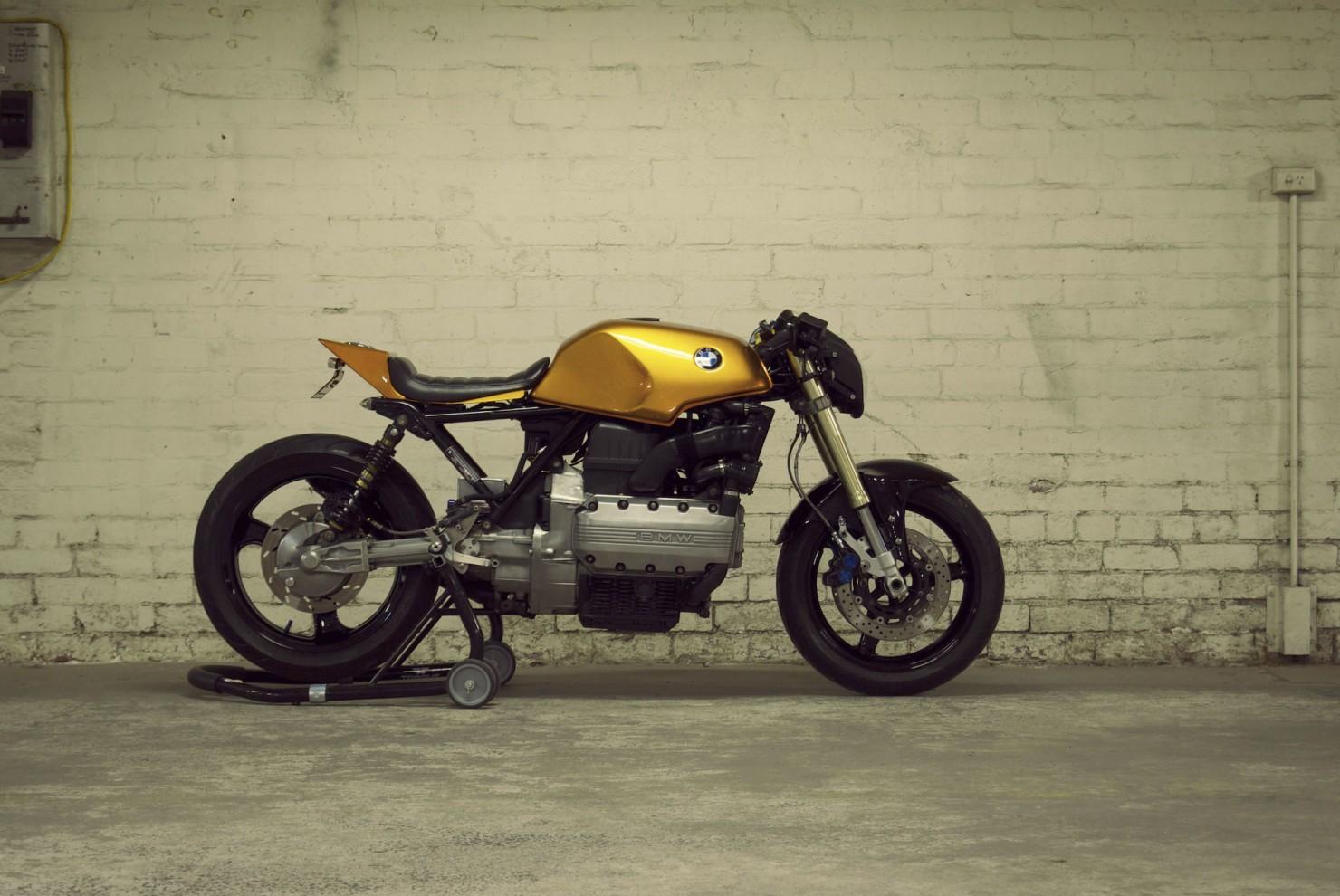 BMW K100 Motorcycle 1