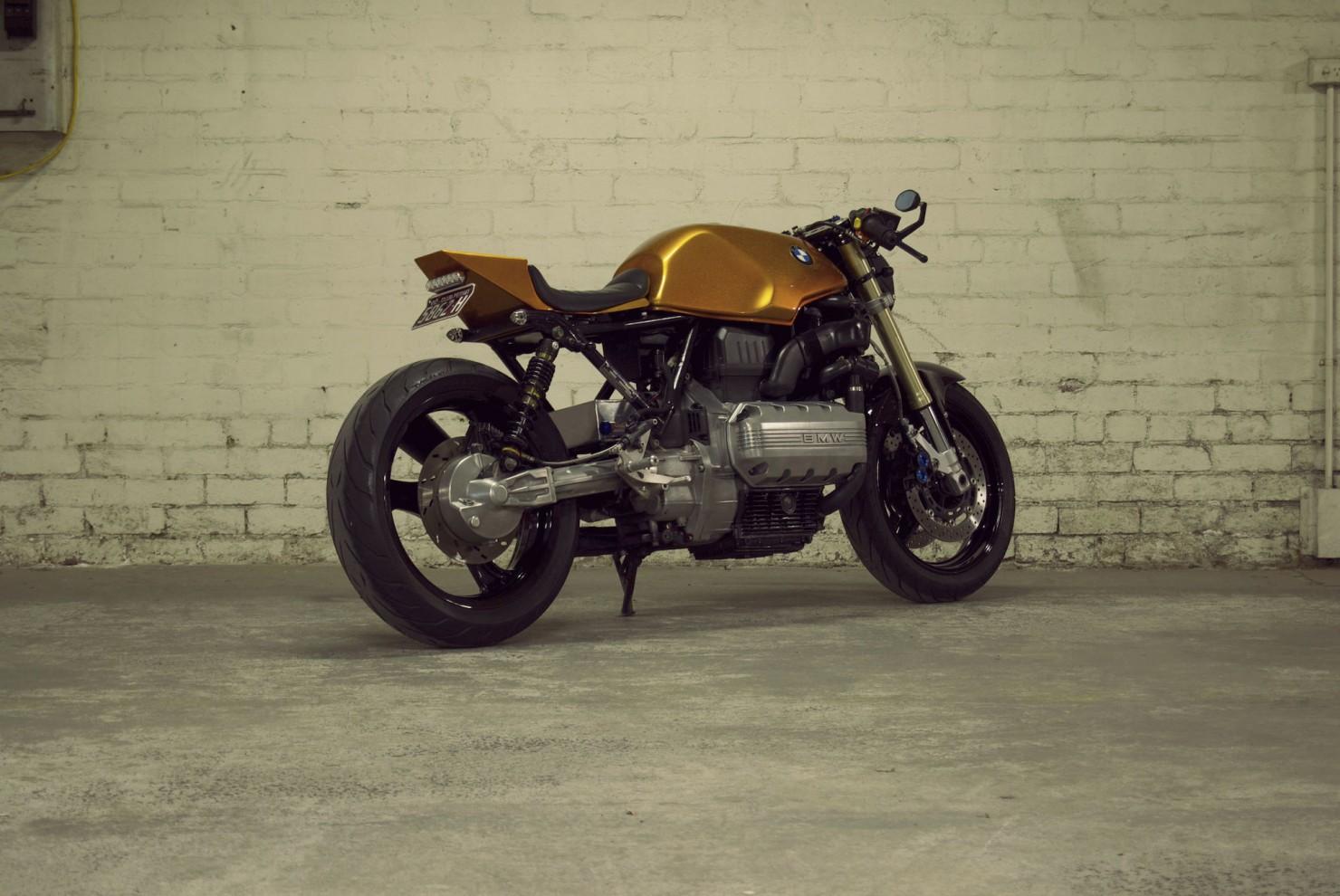 BMW K100 Motorcycle 10