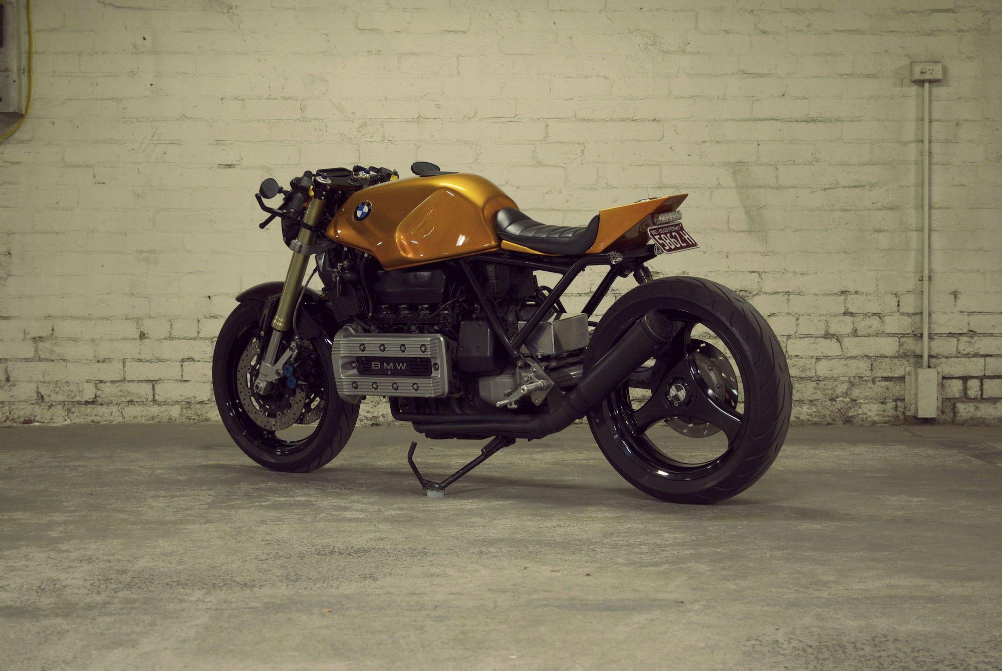 BMW K100 by Paul \u0026quot;Hutch\u0026quot; Hutchison