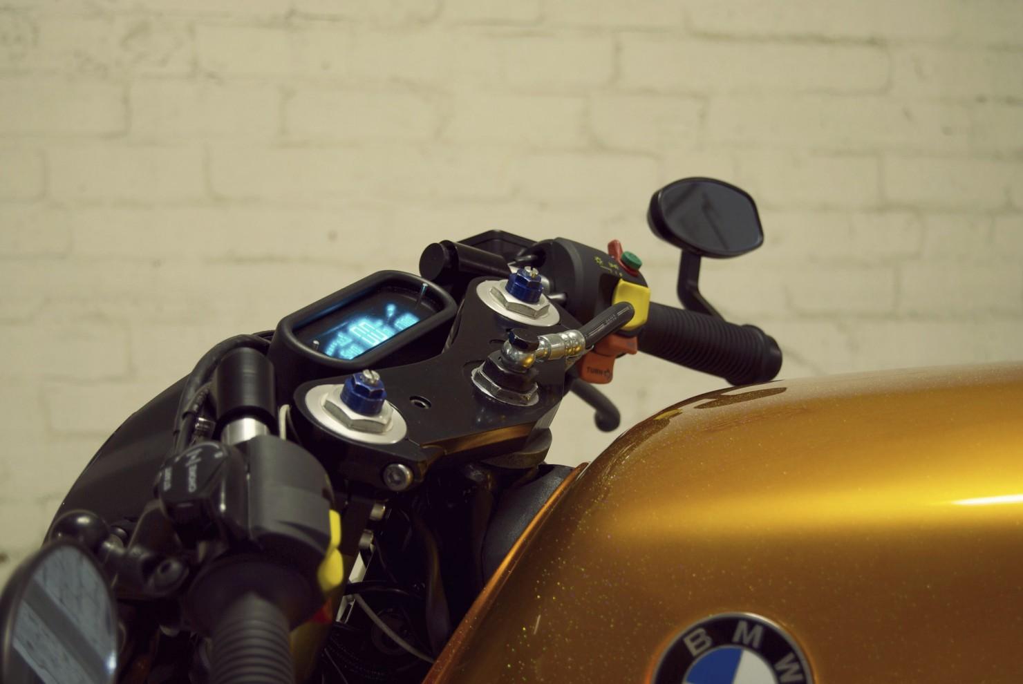 BMW K100 Motorcycle 15