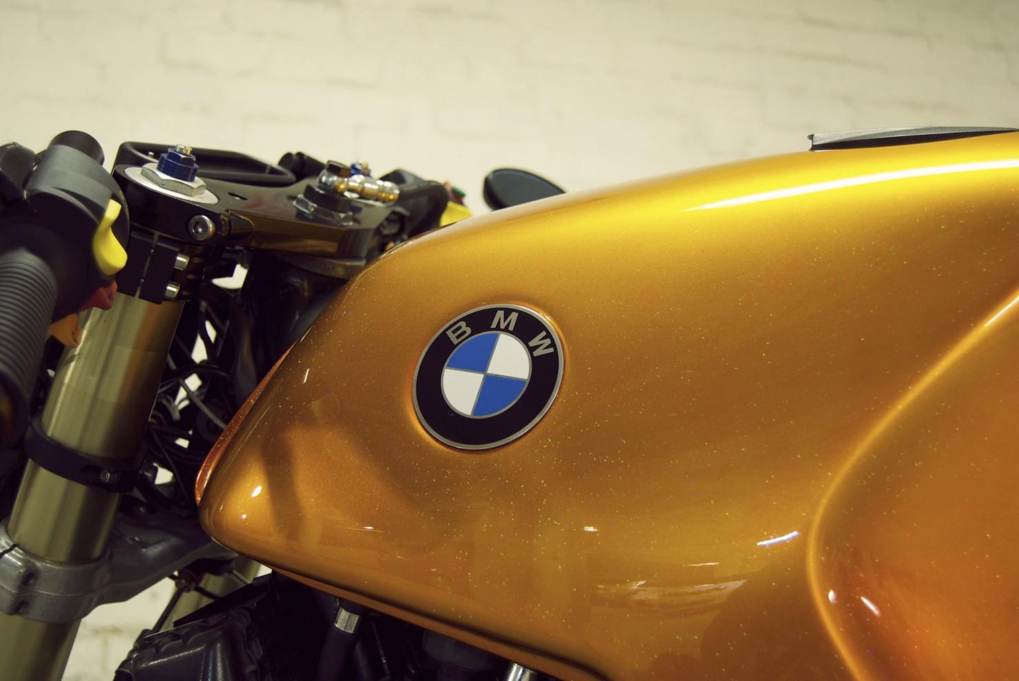BMW K100 Motorcycle 16