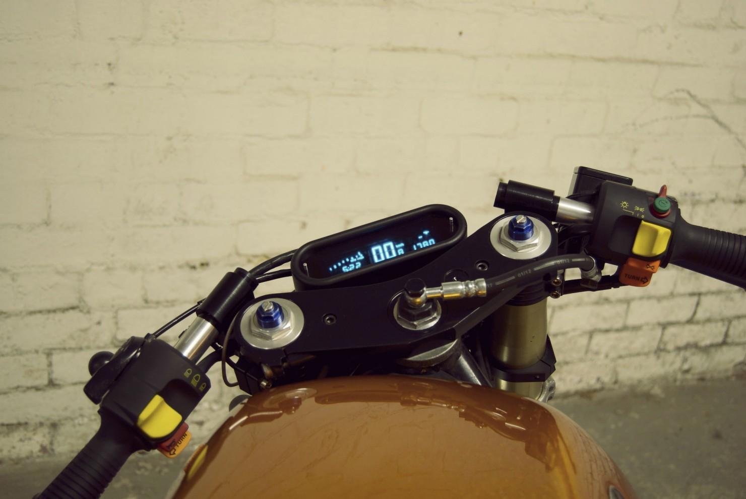 BMW K100 Motorcycle 7